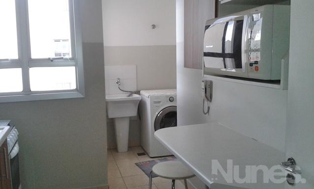 Apartamento no último andar, com móveis embutidos, 2 dormitórios em Jundiaí