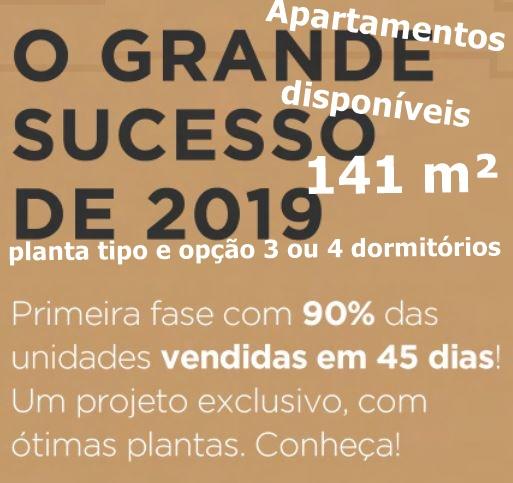 Terraço Vila Bela_1ª fase 90% vendas em 45 dias_plus