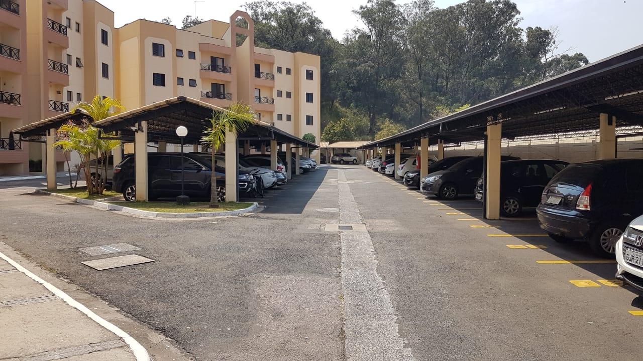 Apartamento mobiliado no bairro Pq da Represa, em Jundiaí, 2 vagas